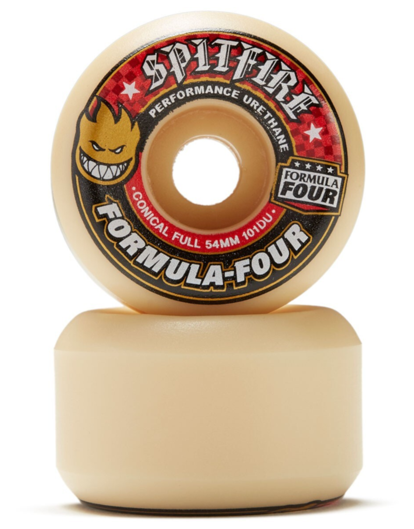 Spitfire Wheels Spitfire Wheels F4 Conical Full - 101a - ALL SIZES