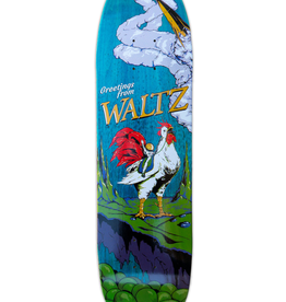 WALTZ SKATEBOARDING The Destination