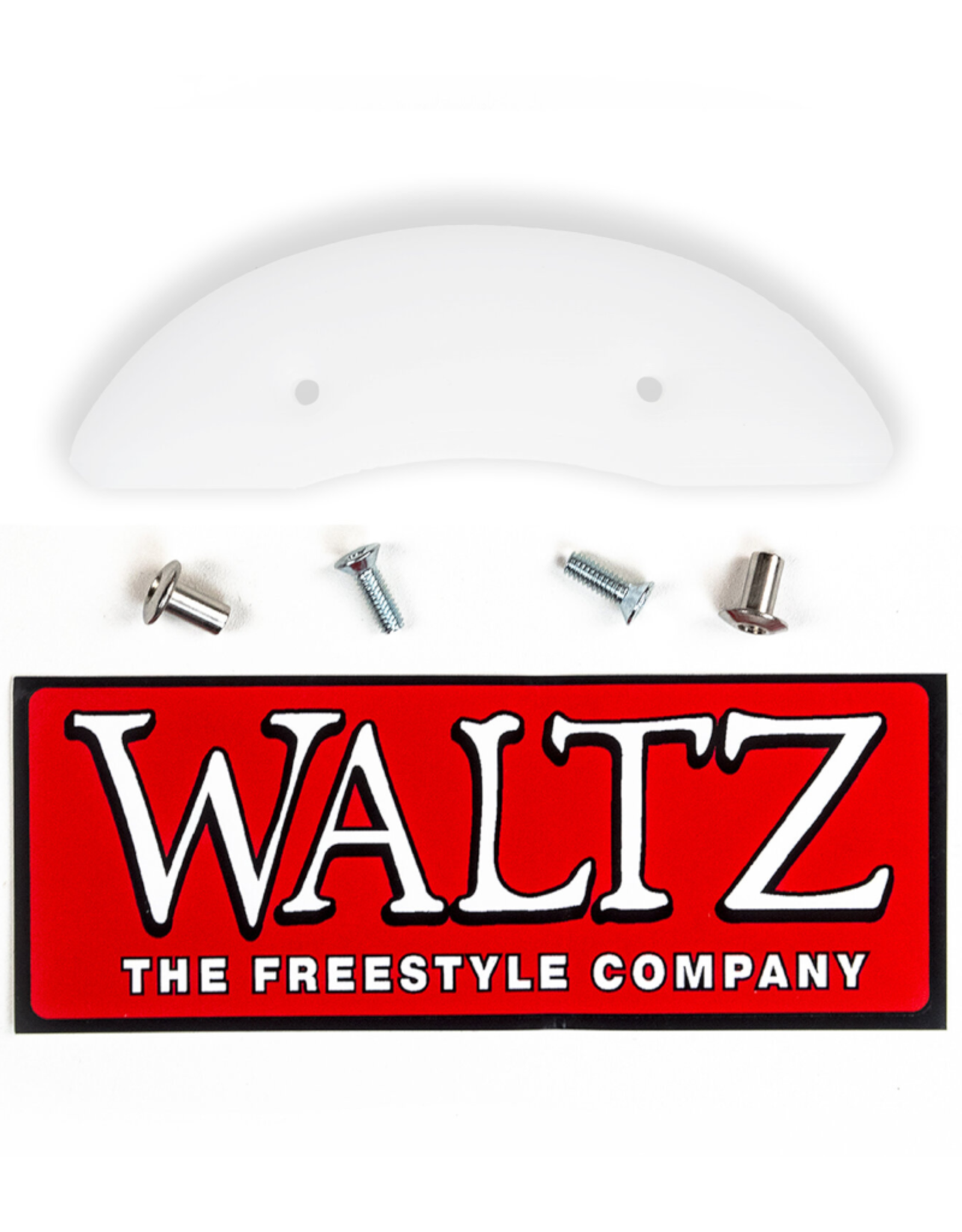 WALTZ SKATEBOARDING Waltz - Low Profile Nose & Tail Skid Plate V2