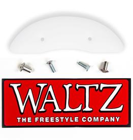 WALTZ SKATEBOARDING Low Profile Nose & Tail Skid Plate V2