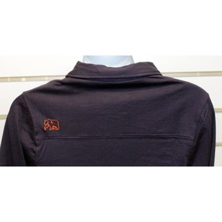Normal Brand Long-Sleeve Polo