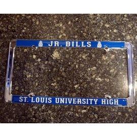 spirit SLUH License Plate Frame
