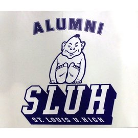 spirit Auto Decal - Alumni Sticker