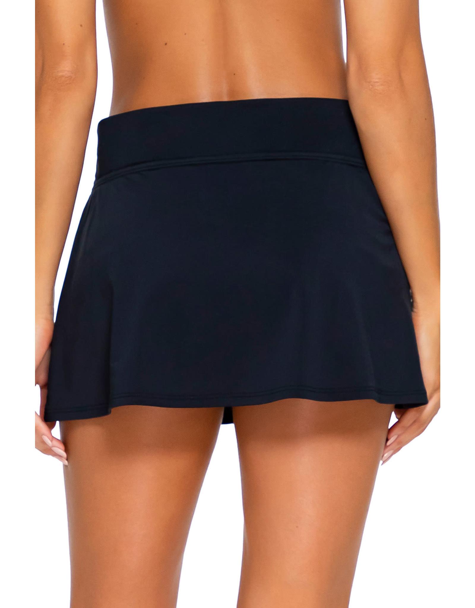 SUNSETS 41B Summer Lovin' V Banded Swim Skirt