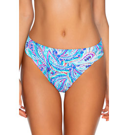 SUNSETS 24B Banded Brief Bali Bottom