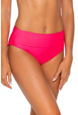 SUNSETS 33B Hannah High Waist Roll-High or Low band