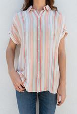 Adelante Spencer Short Sleeve Top