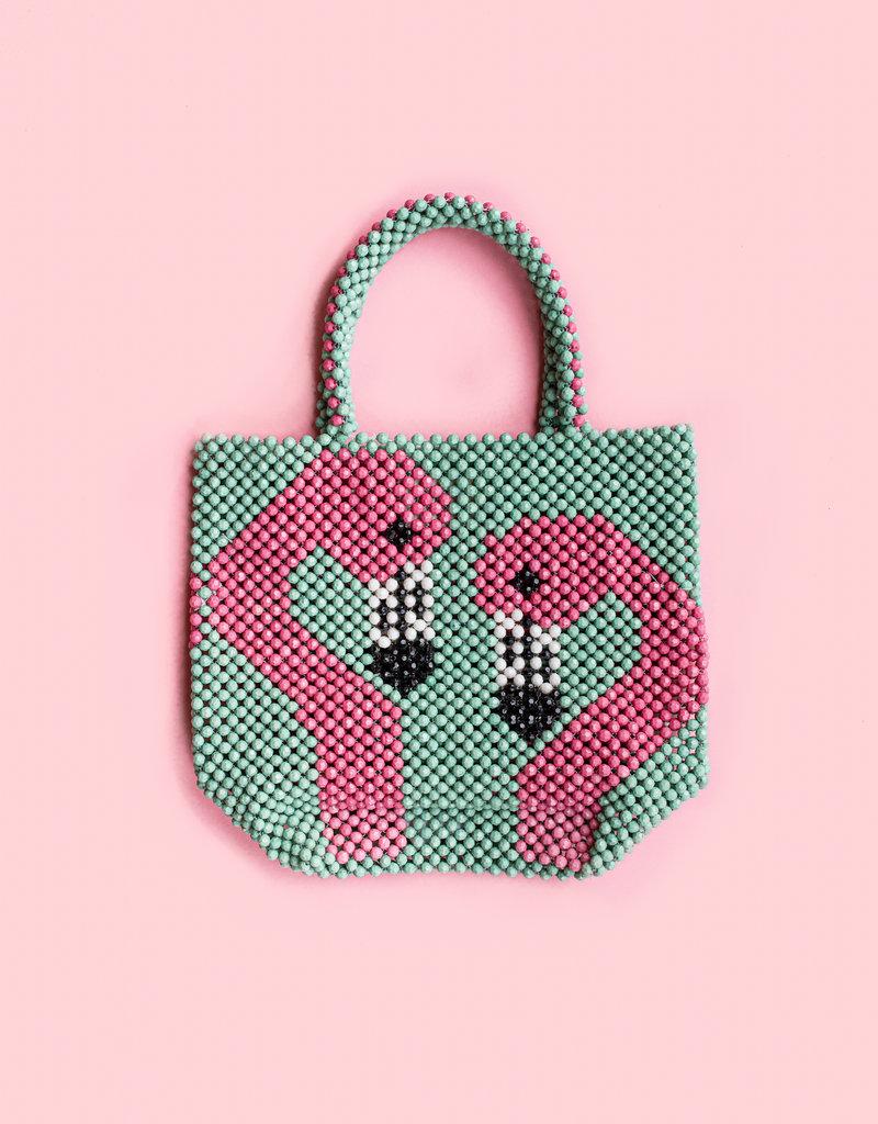 Adelante Flamingo Bag