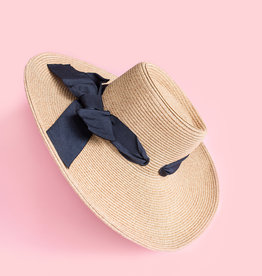 Adelante Straw Hat With Bow