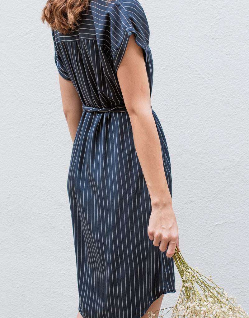 Adelante French Riviera Dress