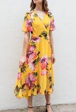 Trina Turk Fragrant Dress