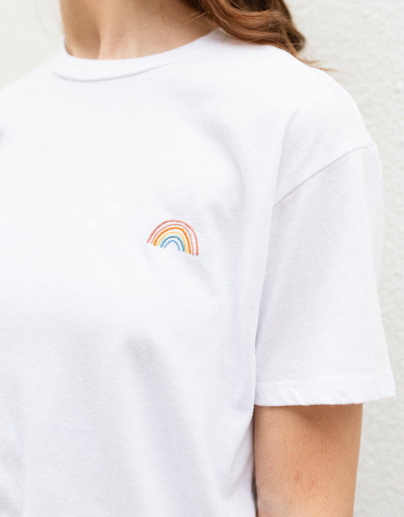 Z Supply Over the Rainbow Tee