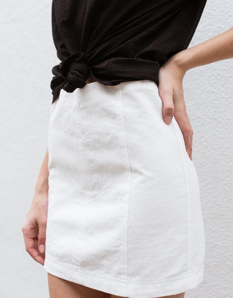 Free People Garment Washed Mini