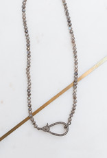 Adelante Jenny Labradorite Necklace
