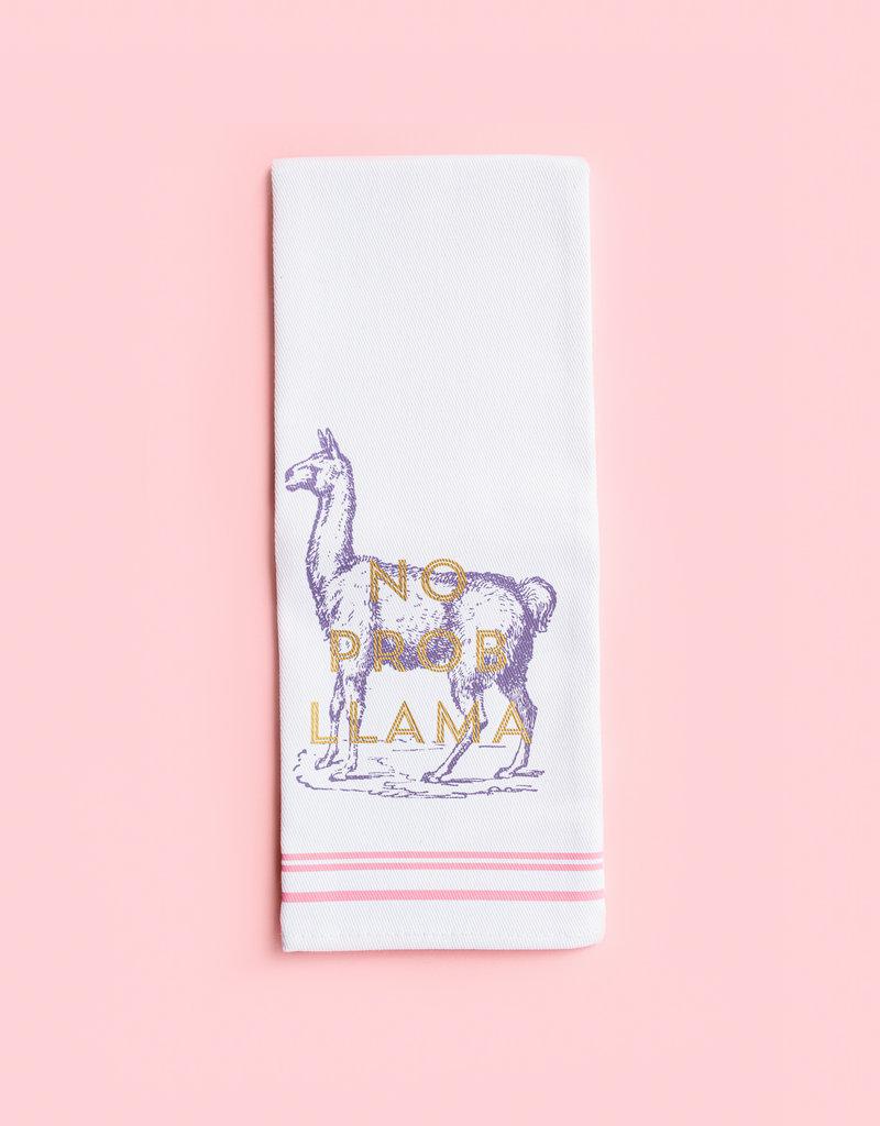 Adelante Llama Bar Towel