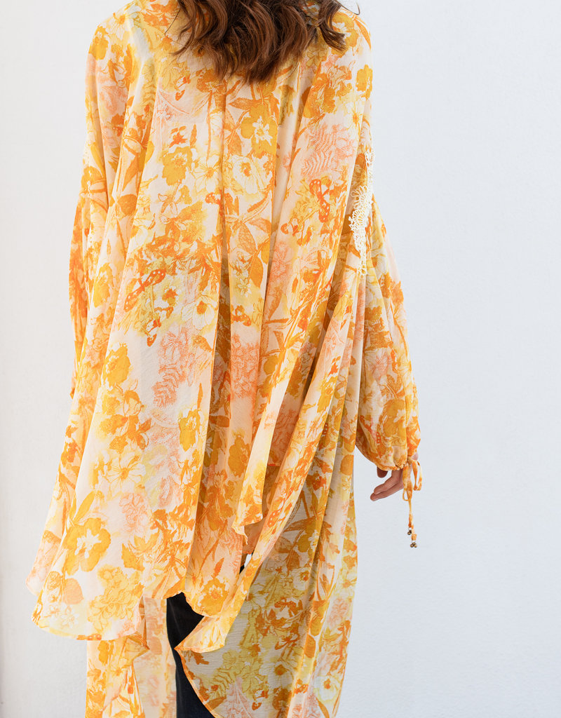 Free People Lost in Love Kimono