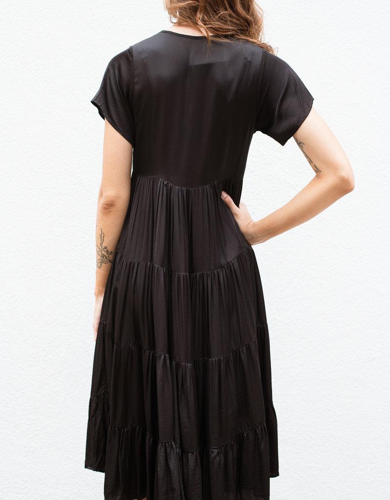 Adelante Tier Boho Dress
