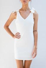 Adelante Dress w/ Shoulder Ties