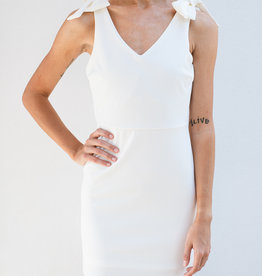 Adelante Dress w/ Shoulder Ties