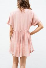 Adelante Mauve Dress