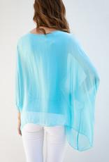 Adelante Gigi Moda Silk Top