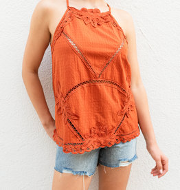 Adelante Sleeveless Top