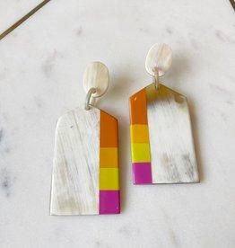 Adelante Paloma Cabana Earrings