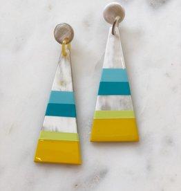 Adelante Boardwalk Umbrella Earrings