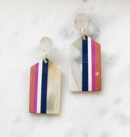 Adelante Mambo Cabana Earrings