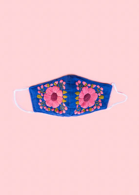 Adelante Embroidered Masks
