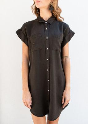 Adelante Marcie Short Cuff Dress