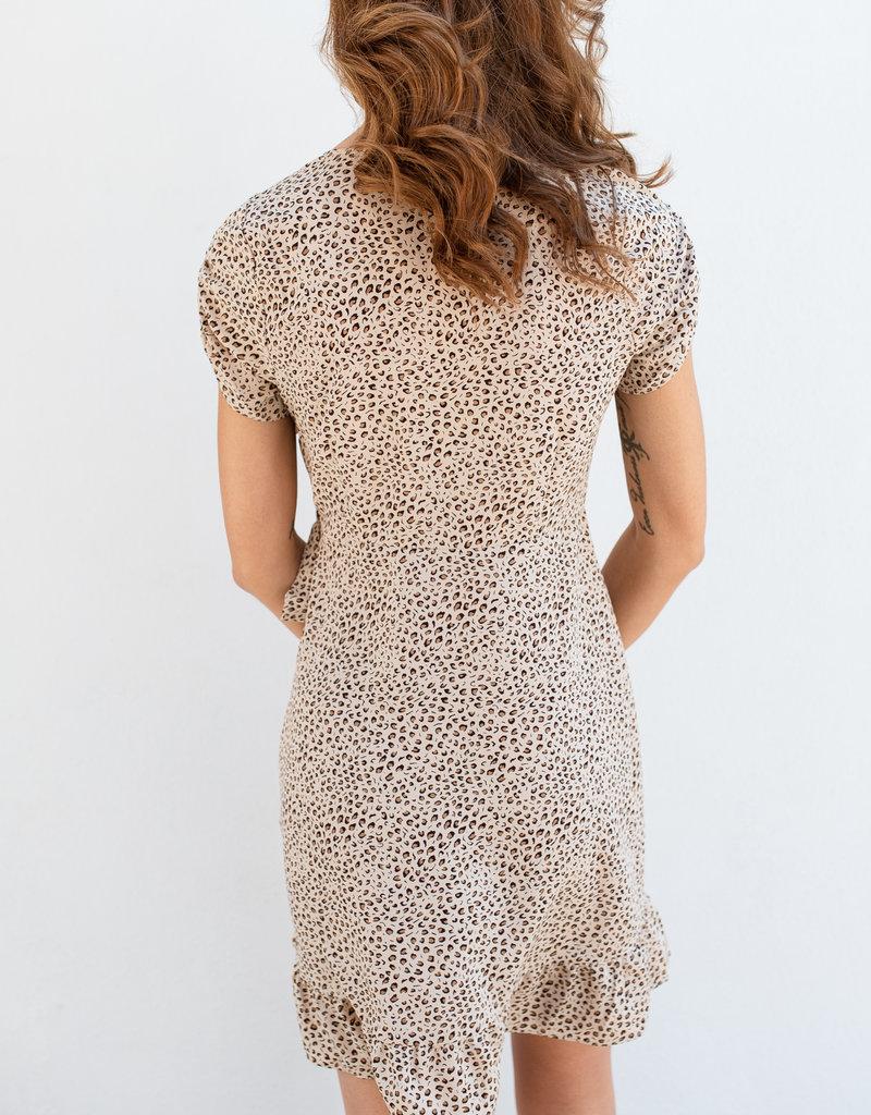 Adelante Avalon Wrap Dress