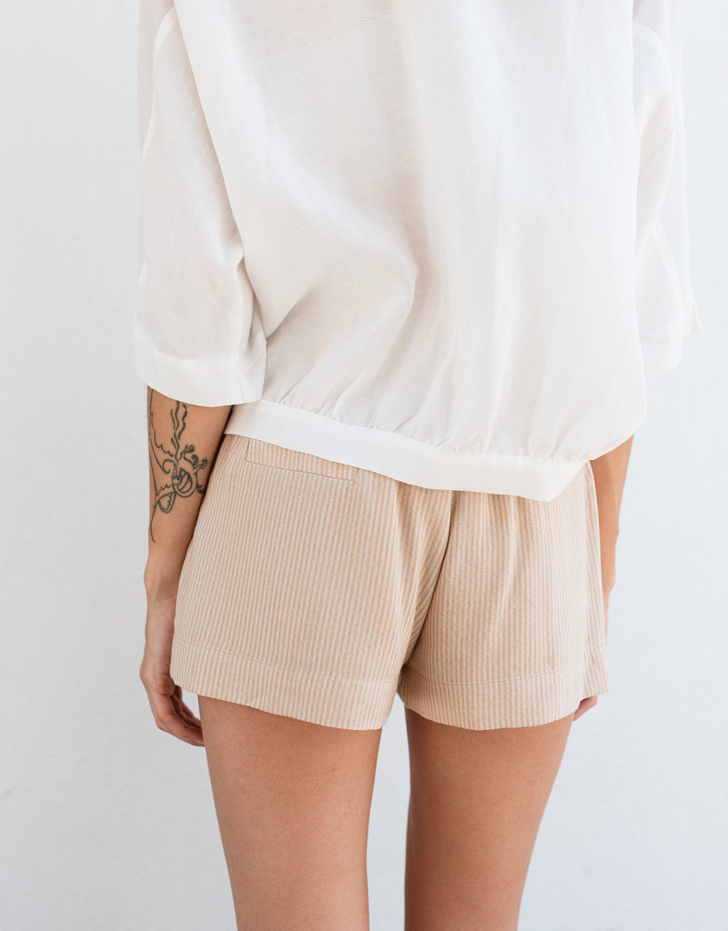 Adelante Stripe Shorts