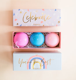 Adelante Celebrate Bath Bomb Set