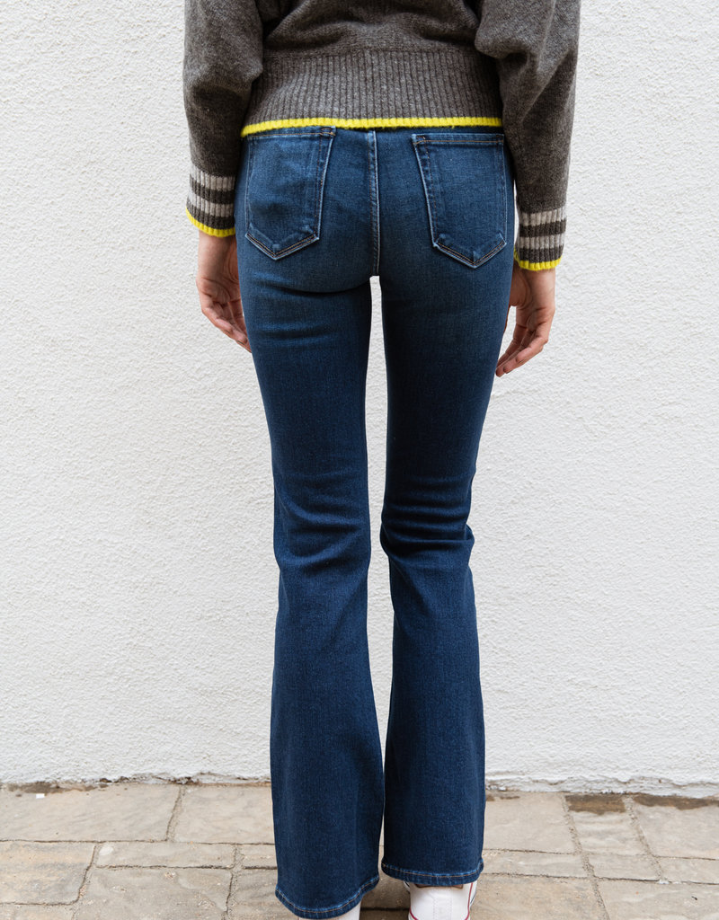 Adelante High Rise Slim Bootcut Jeans