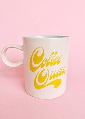 Adelante Coffee Queen Mug