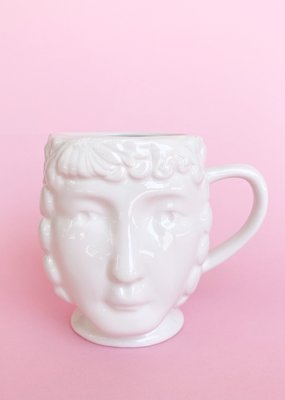 Adelante Narcissus Sculpted Mug