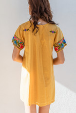 Adelante Miranda Flurry Flowers Dress