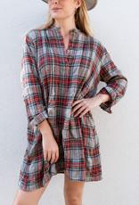 Adelante Tuck Front Dress