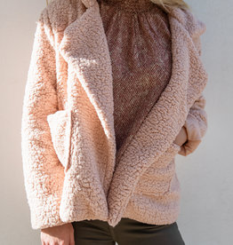 Adelante Teddy Bear Jacket