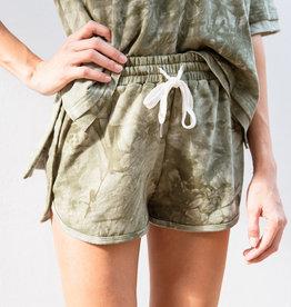 Adelante Tie Dye Shorts