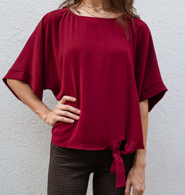 Adelante Kimono Sleeve Top