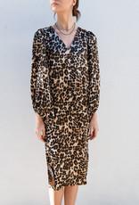 Adelante Leopard Dress