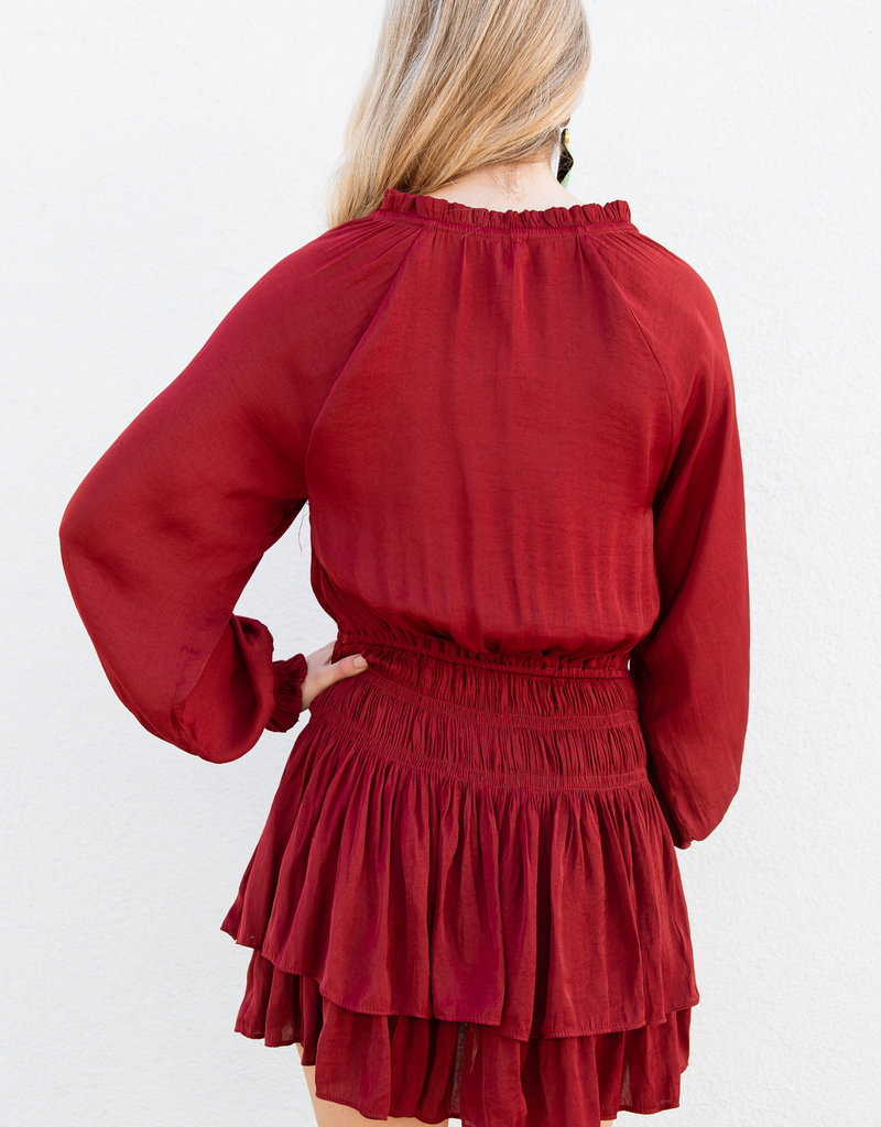 Adelante Holiday Dress