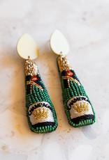 Adelante Champagne Earrings