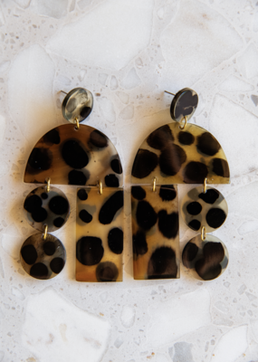 Adelante Safari Mobile Earrings