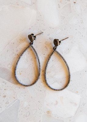 Adelante Peardrop Earrings