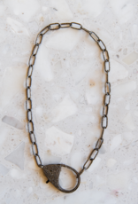 Adelante Susan's Lock Necklace