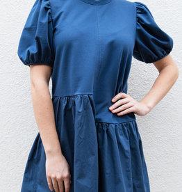 Adelante Puff Sleeve Dress