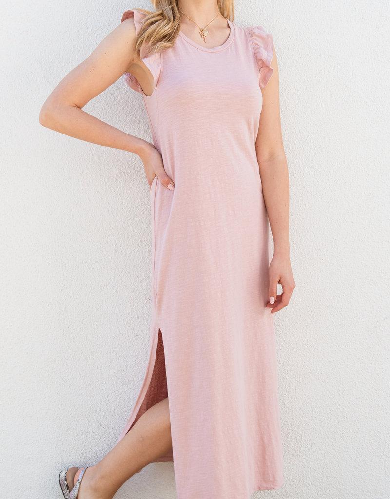 Adelante Ruffle Dress
